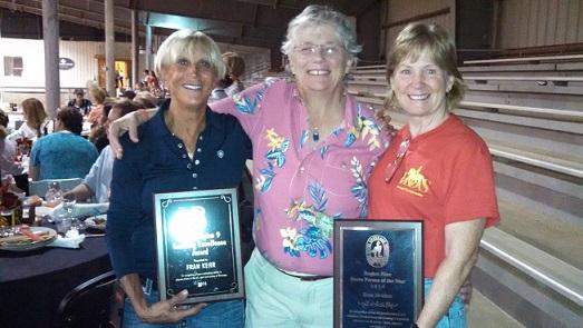 Fran Kehr Awarded The 2014 USDF Region 9 Teaching Excellence Award