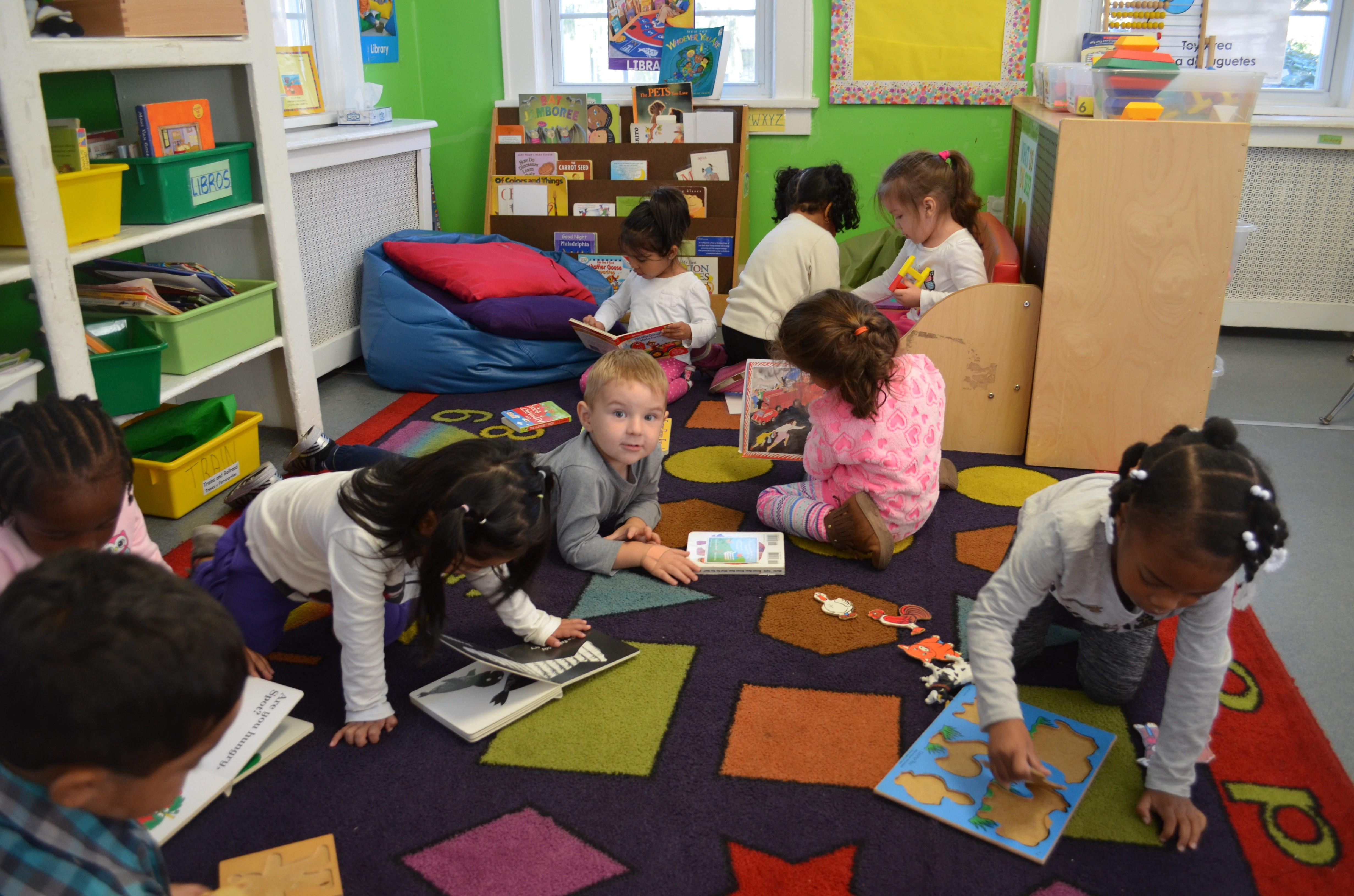 Welcome To The Princeton Nursery School S