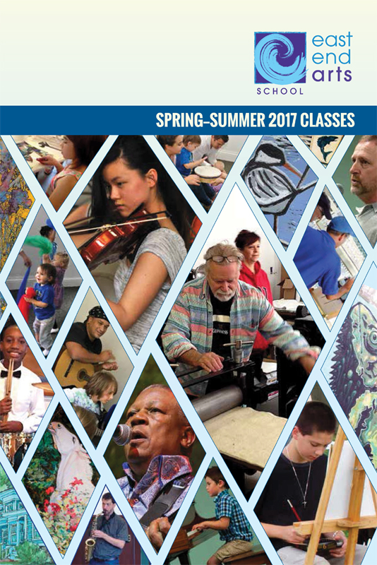 Click here to view a PDF version of our Spring / Summer 2017 Class Catalogue >>