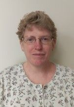 Liz Chamberlain, Community Health Worker / Falls Prevention Coordinator and VetSET Outreach Specialist.