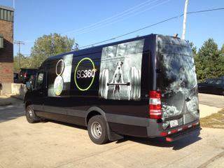 Vehicle wraps SuperiorCarWraps.com Orange County