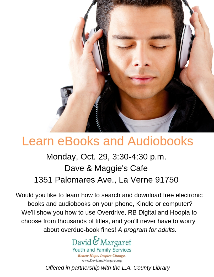 Learn E-Books and Audiobooks