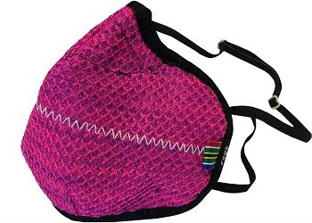 PPE Face Mask - Sport Mesh (pink)