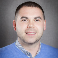 Mike Eastley, Vice President Sales & Marketing