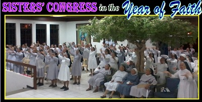 Sisters' Congress in the Year of Faith