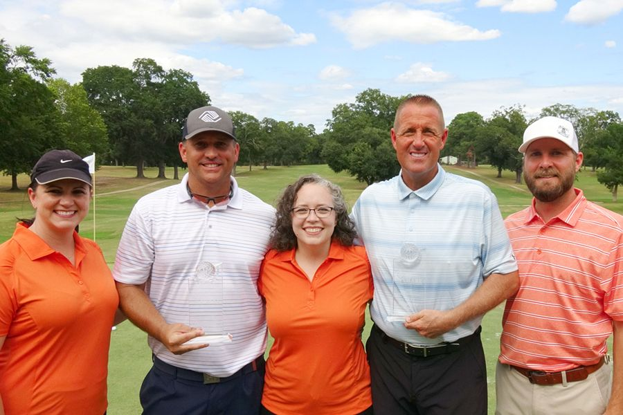 27th Annual First Financial Bank/SHARE Benefit Golf Tournament winners