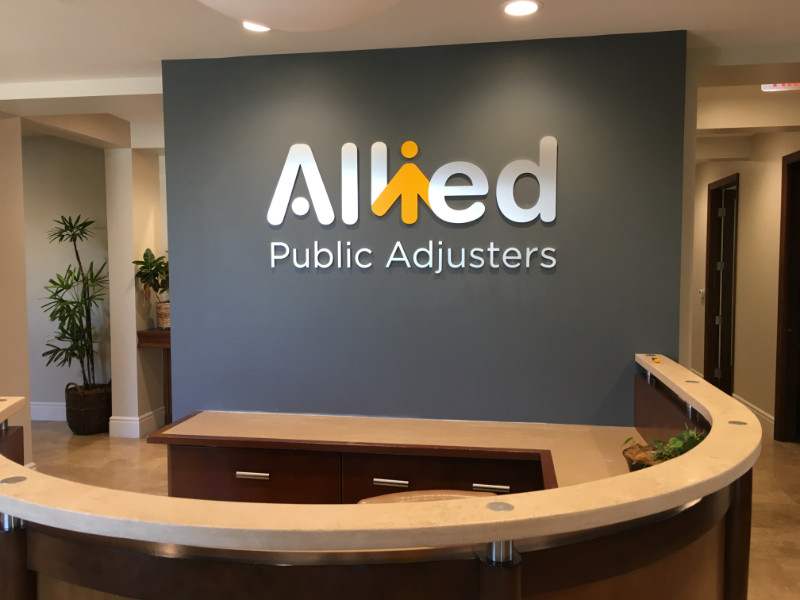 Indoor Signs, Building Signs and Directional Signs | Newport Beach CA