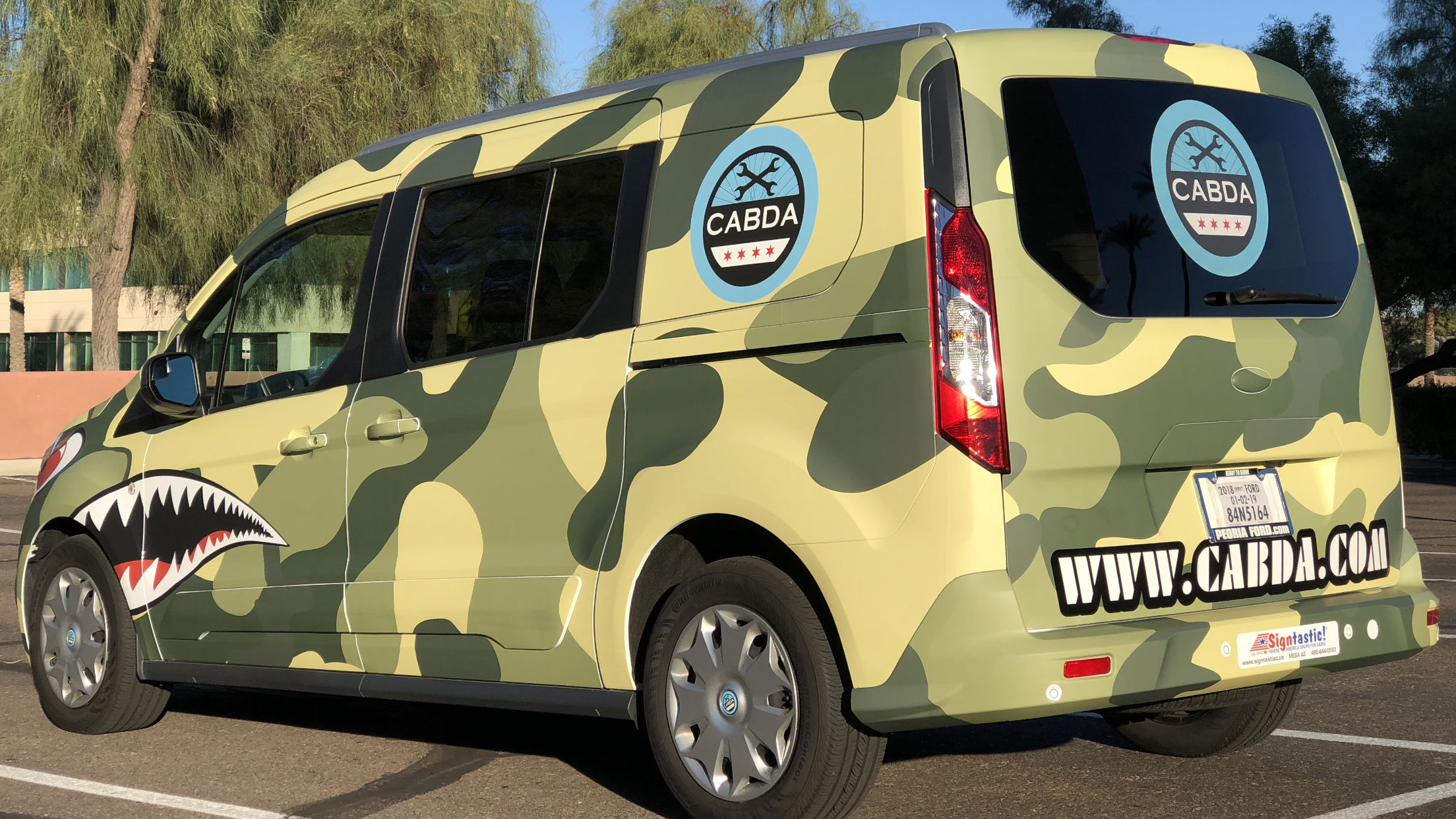 Vehicle Wraps & Vehicle Lettering