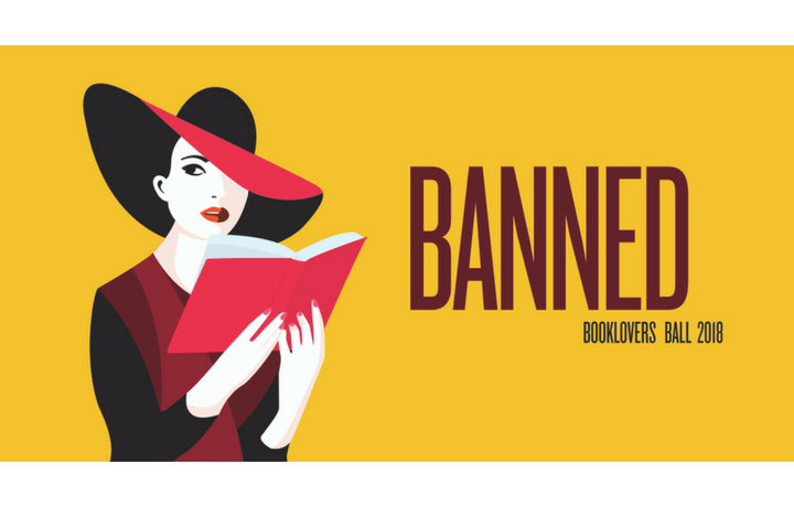 Booklovers Ball: Banned