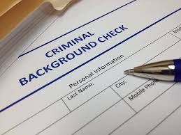 Background check forms
