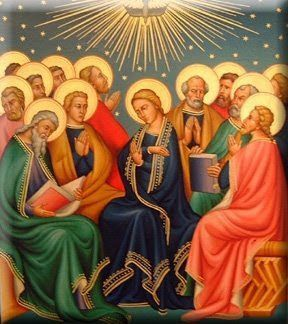 Living the Truth in Love - Our Patroness, Mary, Queen of the Apostles
