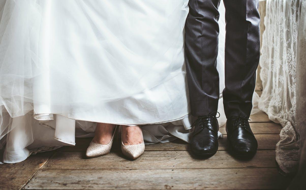 Community Shlichim Wedding