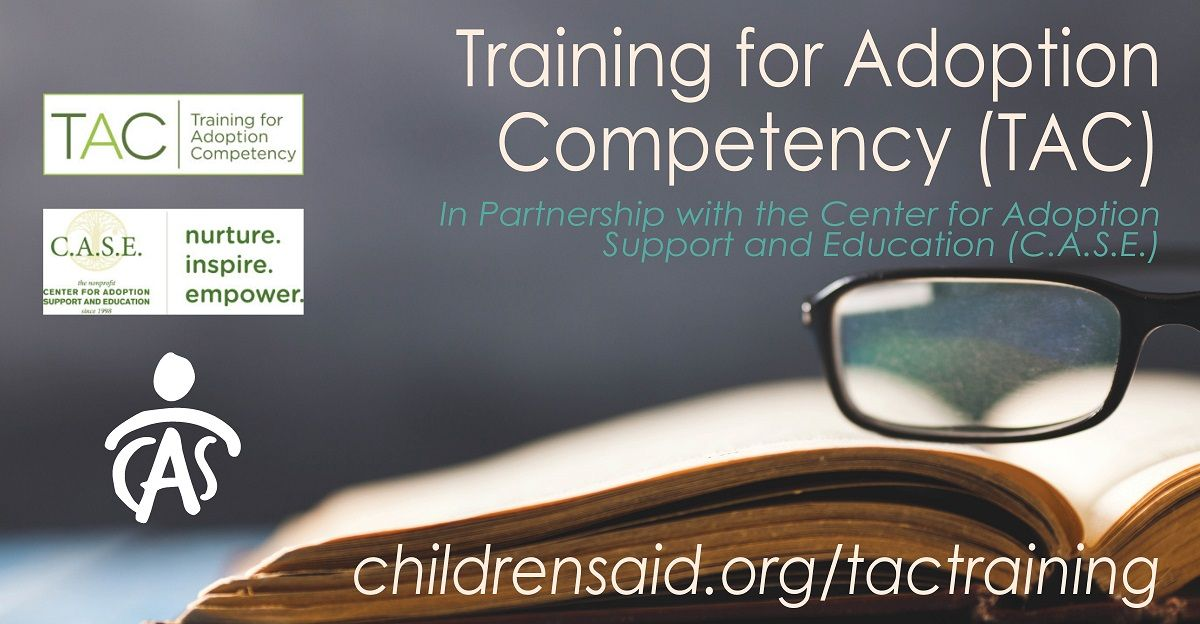 Children S Aid Society What We Do Programs Apac Adoption Services Training Resources Apac Tac Training