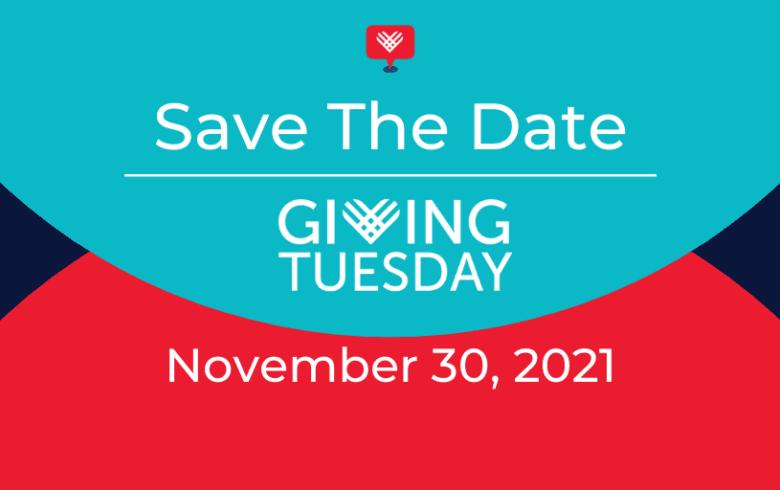 #GivingTuesday! November 30, 2021