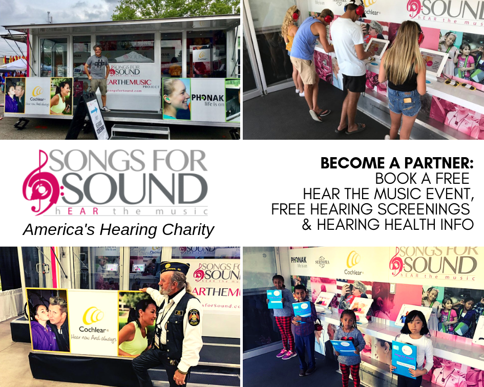 Hear the Music Project: A Hearing Health Experience & Tour