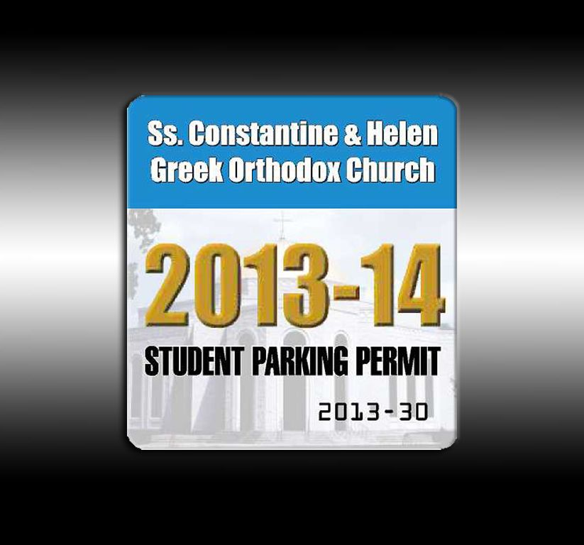 St Connie's Student Parking Permits