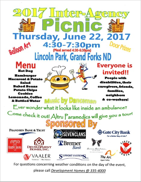 2017 Inter-Agency Picnic