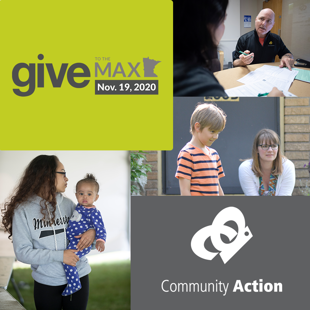 Give to the Max Day, Minnesota's Giving Holiday, Is Tomorrow!