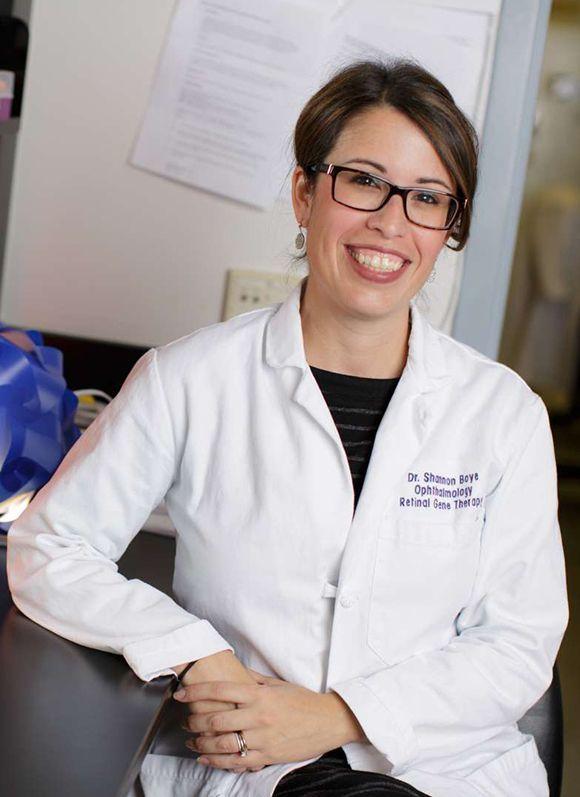 Shannon Boye, PhD
