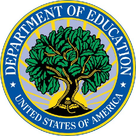 EA-3200 - Seal of the Department of Education on Sintra Board
