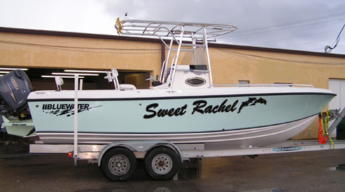 Sweet Rachel Boat