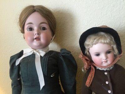 Historic Goodwill Dolls
