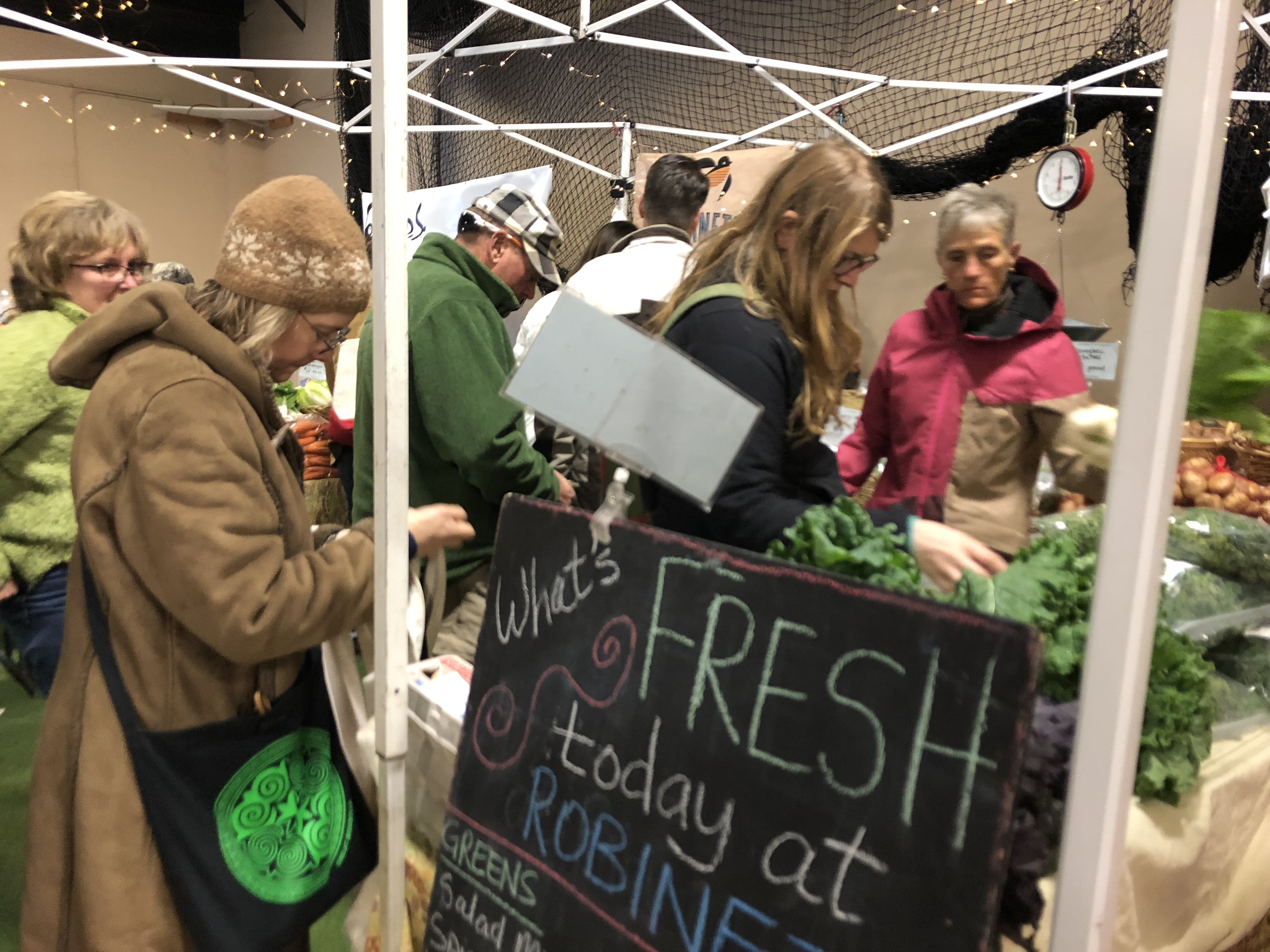 2018 Holiday Harvest Farmers Market