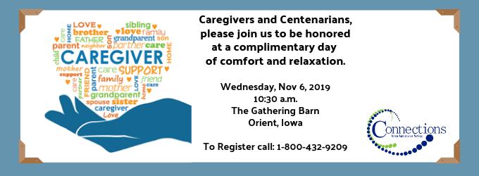 caregiver centenarian