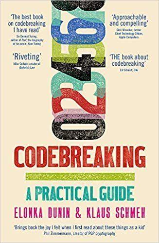 NCMF BoD Member Elonka Dunin Co-Authors Book on Codebreaking