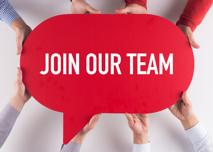 Join our Hastings Team!