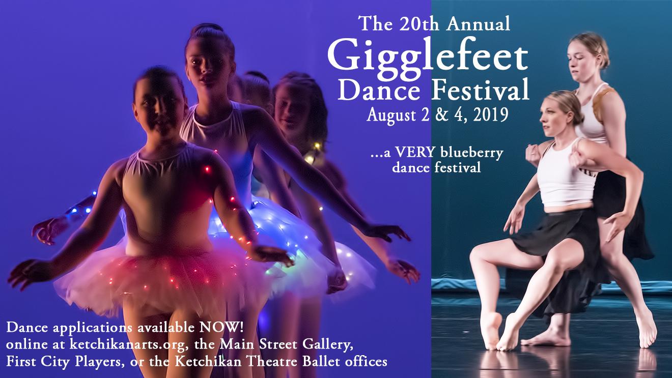 Gigglefeet Choreography Work Shop