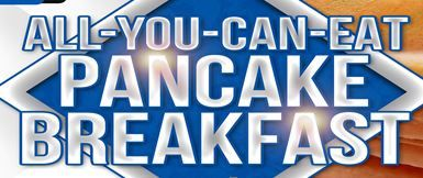 All-You-Can-Eat Pancake Breakfast