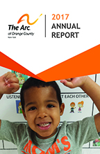 Download 2017 Arc of Orange County Annual Report