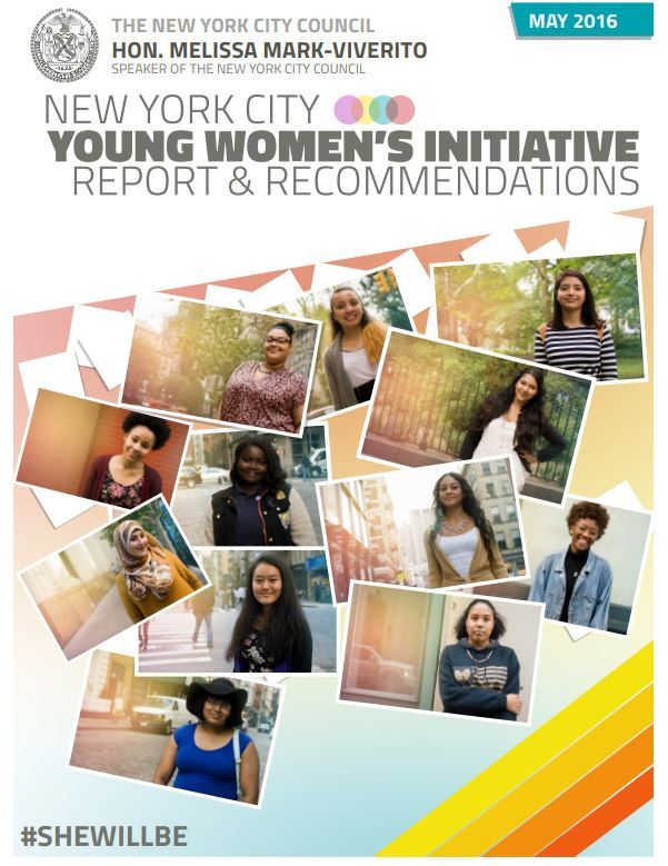 Young Women's Initiative Report and Recommendations