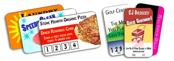 Coupons, Club Cards, Loyalty Cards and More