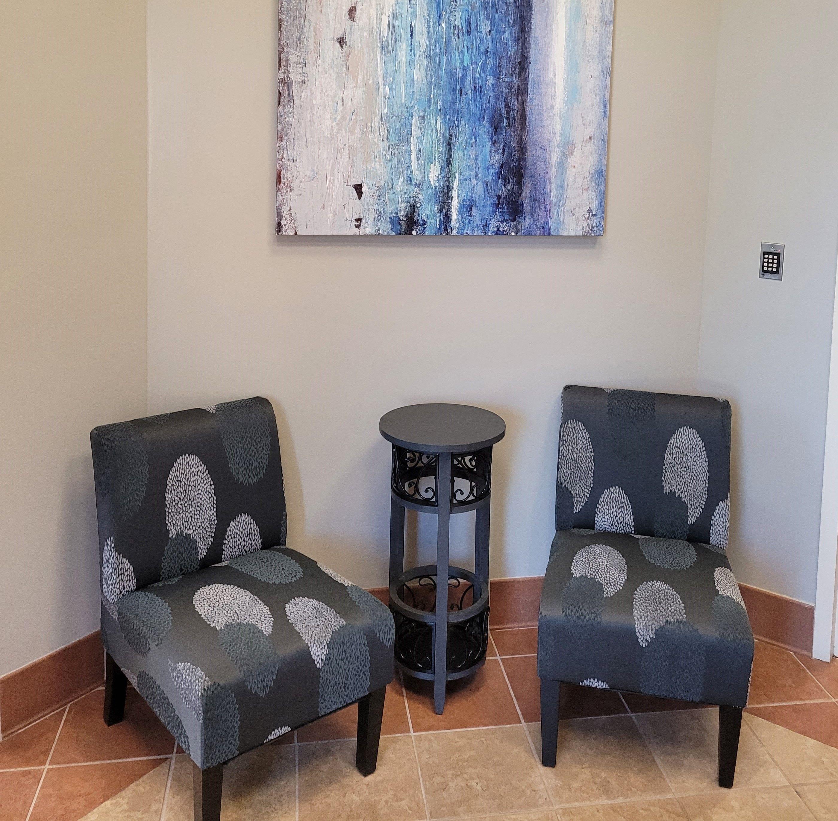 New Lobby Furniture