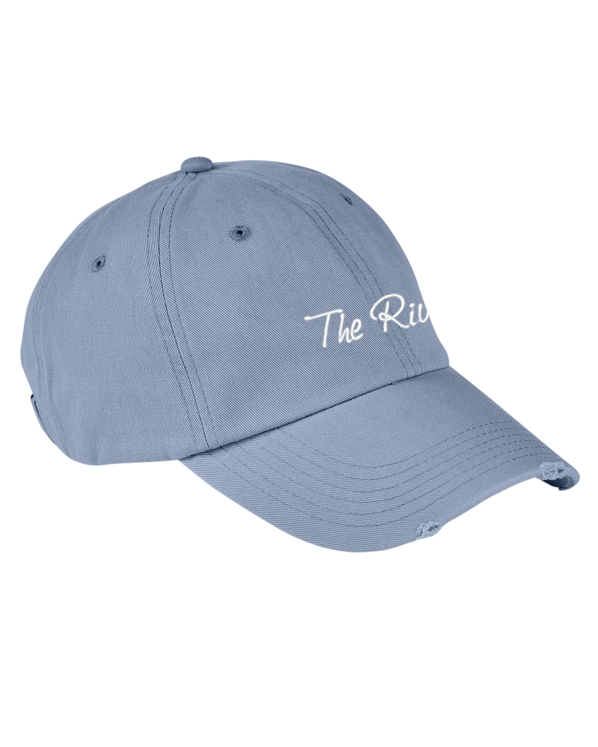 AP1920 Authentic Pigment Distressed 6-Panel Cap Niagara