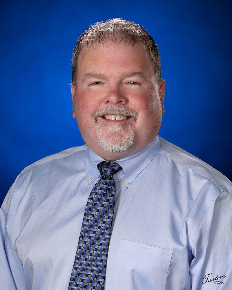 Brad Wurgler, CFO
