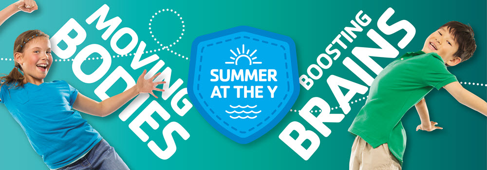 Kids Summer at the YMCA 2019