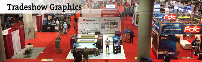 Tradeshow Graphics and Displays Accuprint Albany