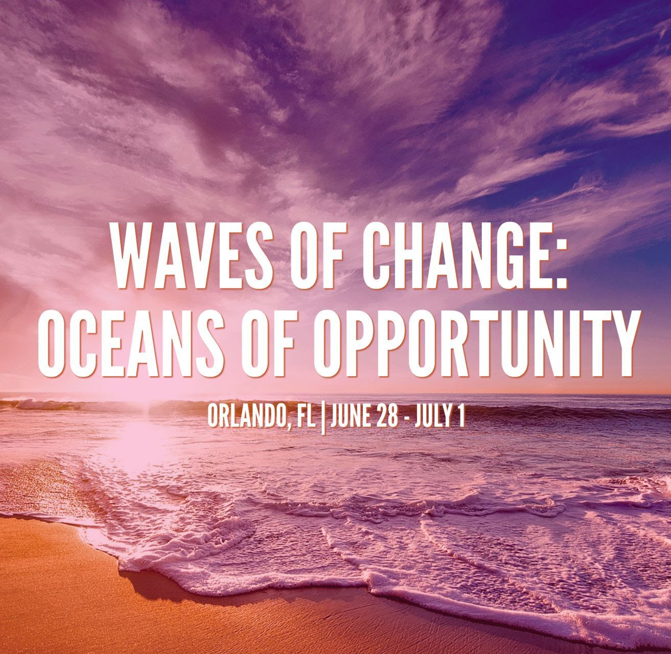 Waves of Change: Oceans of Opportunity