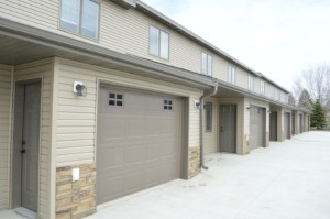 Trails West Townhomes-Mandan