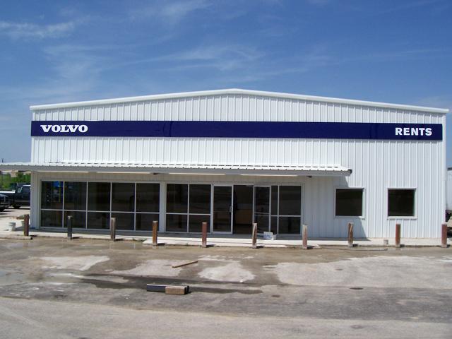 Volvo Rents- Manufacture & Installation