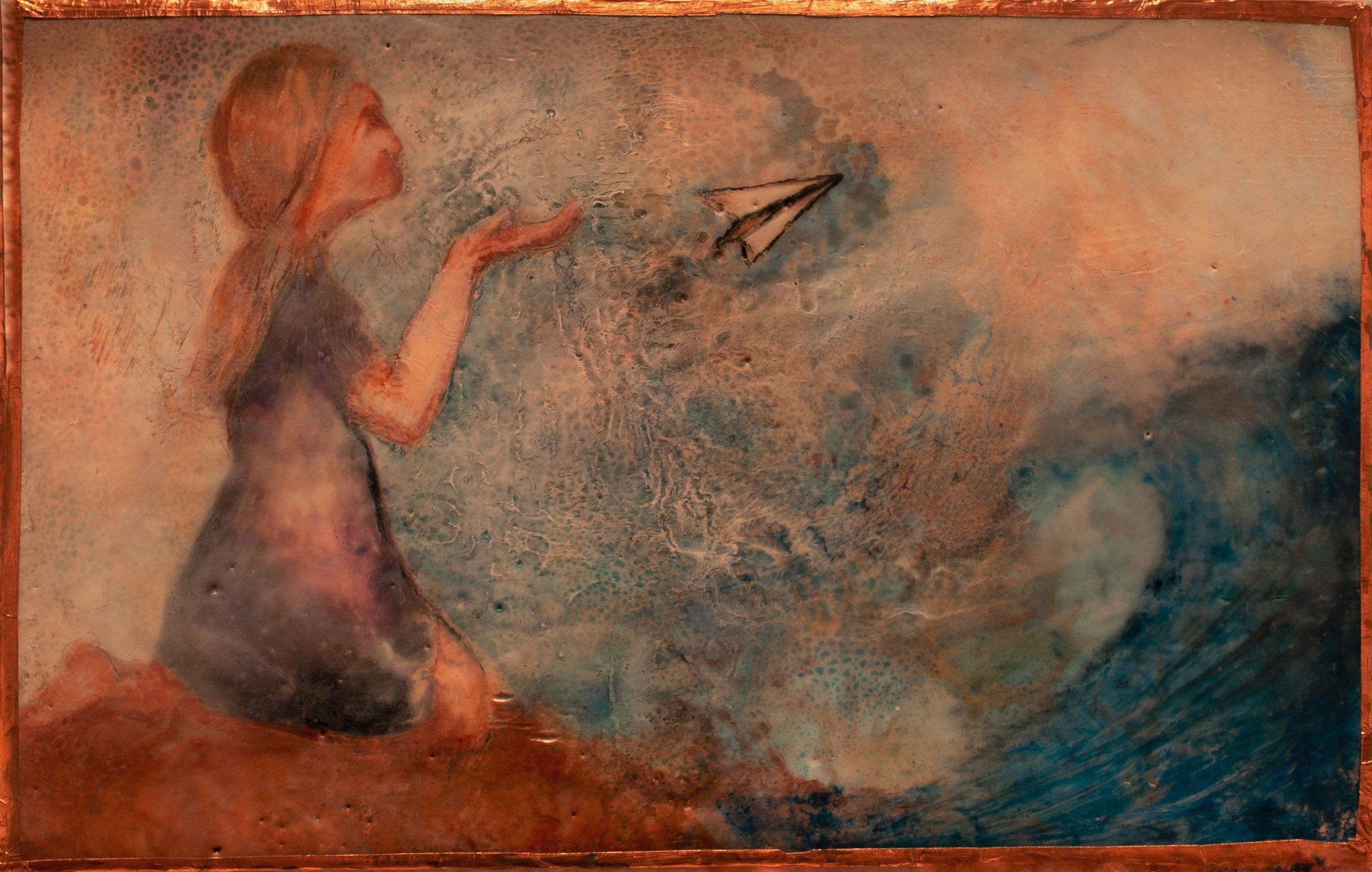 """Laurel Shepard Kvale - """"Send Off"""""""