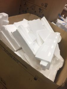 "Recycling Expanded Polystyrene (EPS): Giving ""Styrofoam"" New Life"