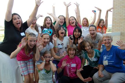 A Joyful Spirit: Girls, God and Fun Camp for Girls - July 27 (10 a.m. to 3 p.m.)