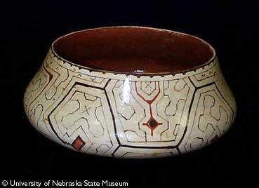 Peru Shipibo bowl