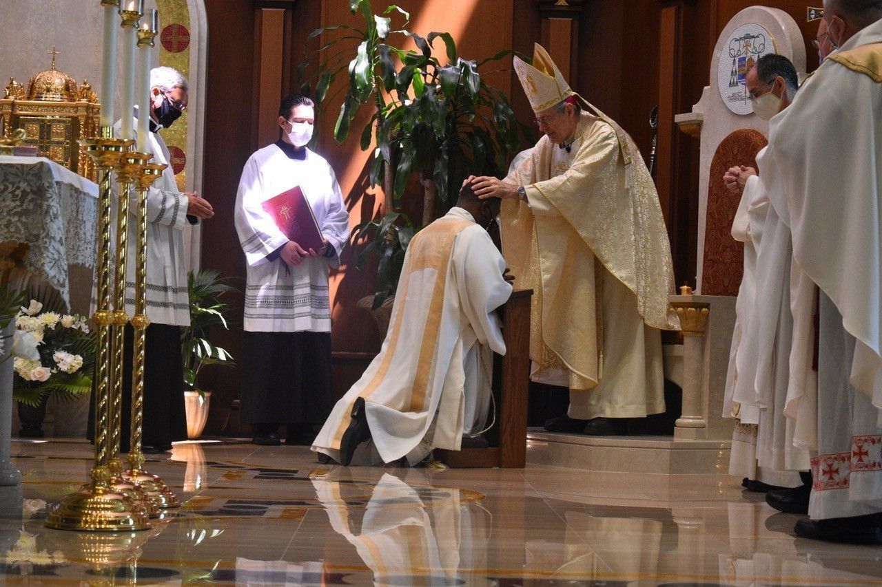 Man of 'humble heart' ordained to the priesthood