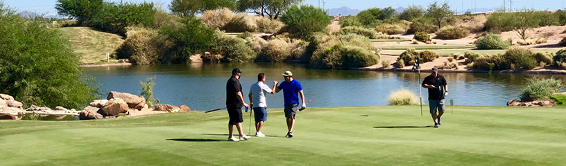 Chandler Education Foundation : News & Events : Golf with Us