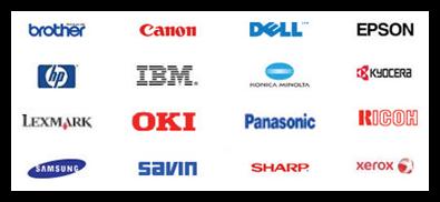 Toner Brands-brother-HP-lexmark-samsung-canon-IBM-OKI-Savin-Dell-Panasonic-Sharp-Epson-Kyocera-Ricoh-Xerox-Konica-Minolta